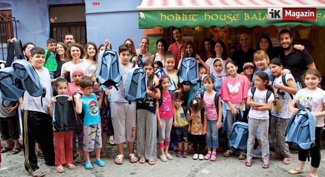 Borusan Holding'ten 100 Çocuğa Bayram Hediyesi