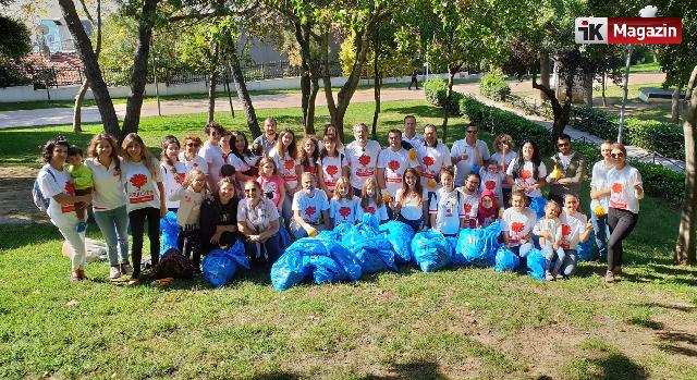 MAPFRE Gönüllüleri'nden Çevre Temizliği