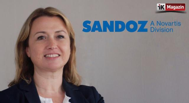 Sandoz'un Yeni CFO'su Meltem Yıldız Oldu