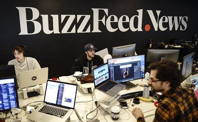 BuzzFeed 200'den Fazla Çalışanını Çıkarıyor