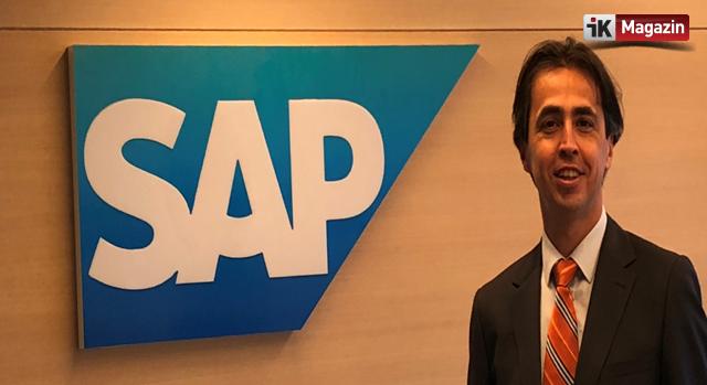 SAP Türkiye'nin Yeni Çözüm Satış Direktörü