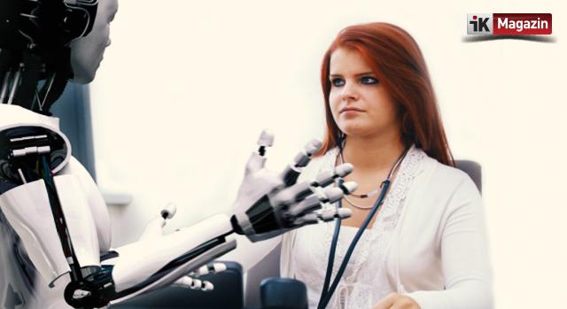 Gelecekte İş Görüşmelerini Robotlar Yapacak