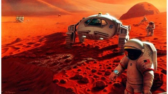 NASA Esprili Astronot Arıyor