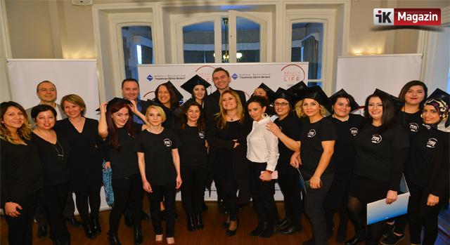 L'Oréal'in Kadın istihdamı Programı Üçüncü Mezunlarını Verdi