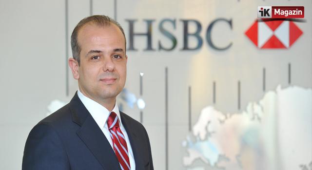 HSBC Türkiye'de Atama