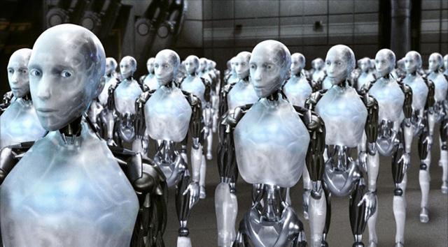 Robotlar 60 Bin Kişiyi İşinden Etti
