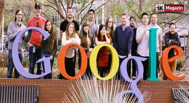 Google Çalışan Çeşitliliği Raporunu Açıkladı
