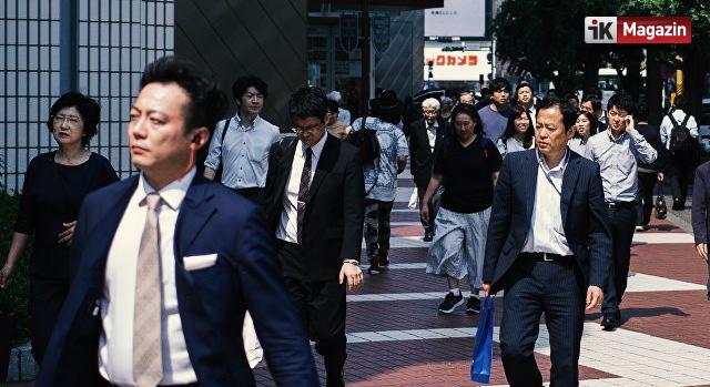 Japonya'da Öğle Tatiline 3 dakika Önce Çıkan Çalışan Ortalığı Karıştırdı