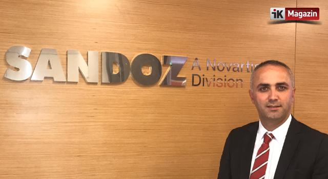 Sandoz'un Yeni Türkiye ve Ortadoğu Bölgesi Hukuk Direktörü