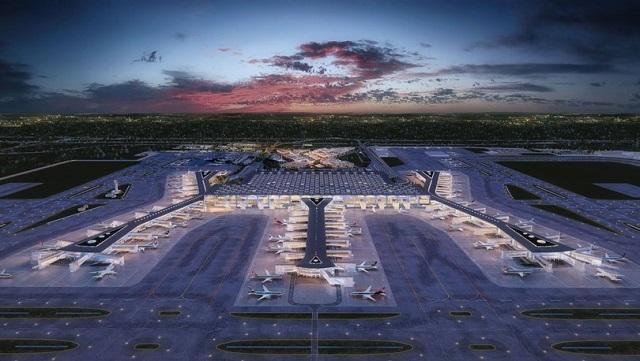 İstanbul Havalimanı'nda 16 Bin İstihdam