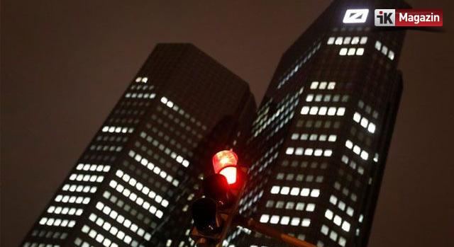 Deutsche Bank'da İşten Çıkarmalar Başladı