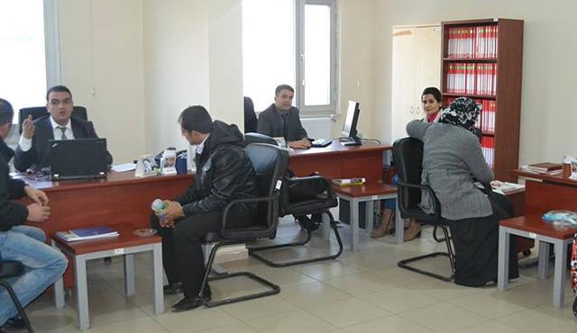 Hakkari Yüksekova'da 2 Bin Kişiye İş İmkanı