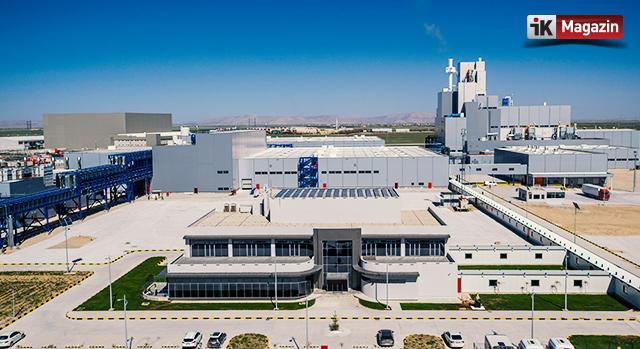Unilever Konya'daki İkinci Fabrikasını Açtı