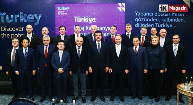 Türkiye'yi Dış Dünyaya Yabancı CEO'lar Anlatacak