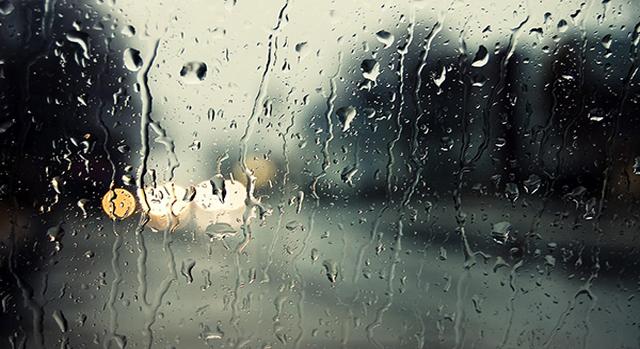 İstanbul'dan Yağmur Geçti