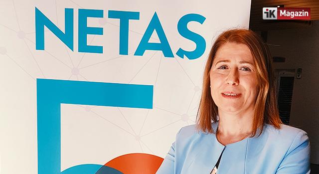 Netaş'ın Siber Güvenlik Servisleri Direktörü Fatma Hacıoğlu Oldu