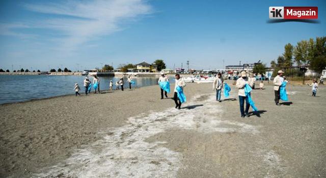 Aras Kargo Türkiye'nin Kıyılarını Temizliyor