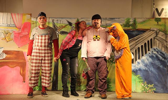 VİKO Çocuk Tiyatrosu 23 Nisan'da Sahnede
