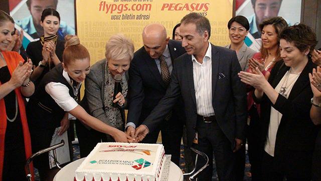 Mezun Olan 71 Kabin Memuru Pegasus'da İşe Başladı