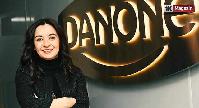 Danone Türkiye İK'da Yeni Atama