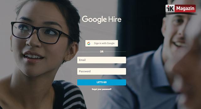 Google Linkedin'e Rakip Olacak