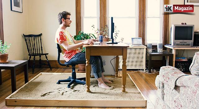 Evden Çalışmanın Daha Verimli Olduğunu İspatlayan 6 Neden