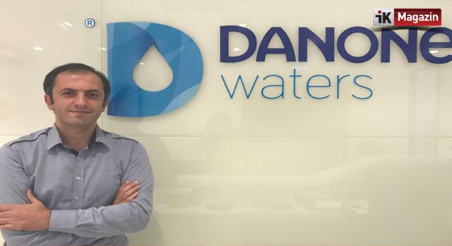 Danone Su Finans Direktörlüğü'nde Atama