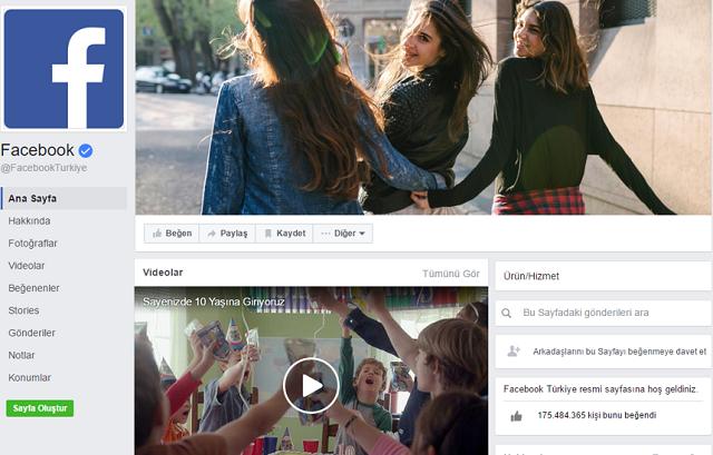 Facebook'ta En Fazla Beğenilen 50 Sayfa