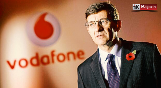 Vodafone CEO'su Görevinden Ayrılıyor