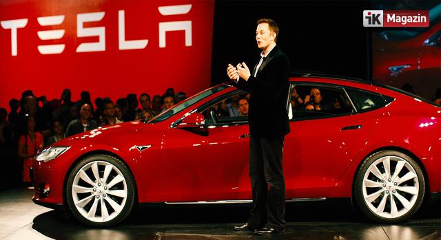 Tesla İstanbul'dan Eleman Alımı Yapacak