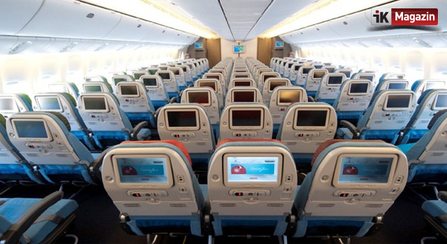 THY Uçaklarında İnternet Hizmeti Başlıyor