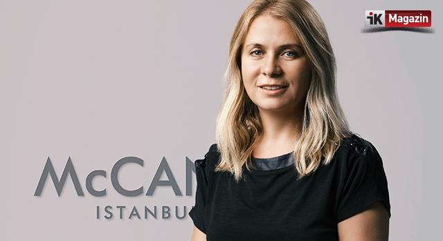 McCANN'in Yeni CEO'su Melda Barkın Oldu