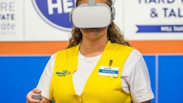 Walmart Çalışan Eğitimlerini Sanal Gerçeklik İle Verecek