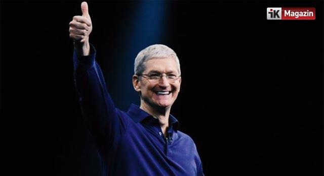 Tim Cook'dan Apple Çalışanlarına Teşekkür