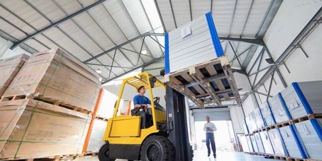 Forkliftle Adam Taşıdı İşinden Oldu