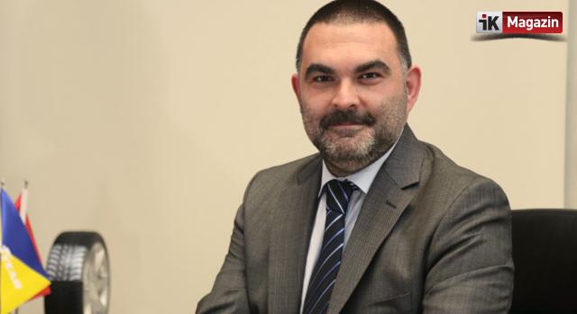 Mahmut Sarıoğlu Goodyear Lastikleri Türk Genel Müdürü Oldu
