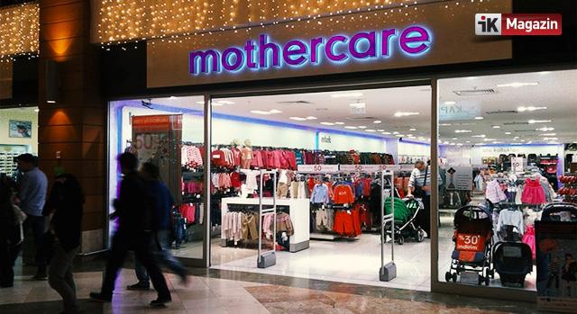 Mothercare 60 Mağazasını Kapatıyor