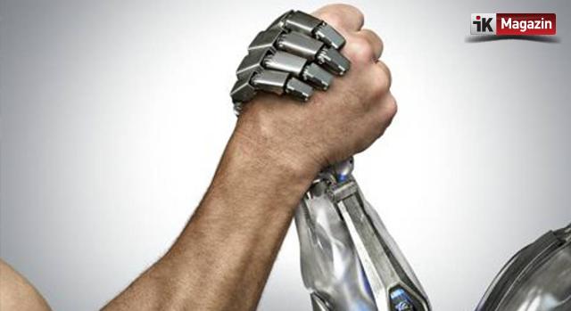 İnsan ve Robot Birlikte Çalışacak