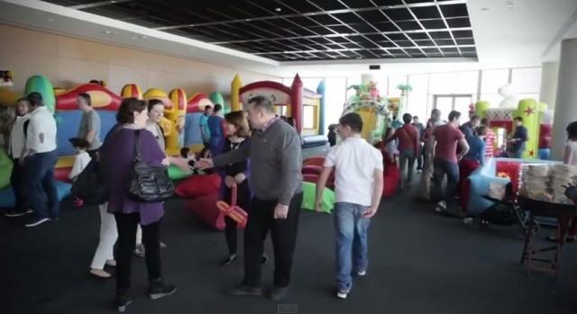 Bosch Türkiye Çocuklarla Birlikte Eğlendi