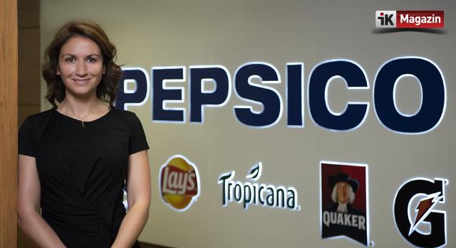 PepsiCo Türkiye'nin İnsan Kaynakları Direktörlüğü'ne Atama