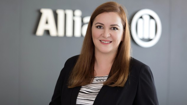 Allianz Türkiye'nin Kurumsal İletişim Direktörü Burçun İmir Oldu