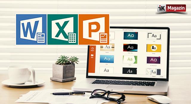 Microsoft Office Programlarına Sesli İşlem Özelliği