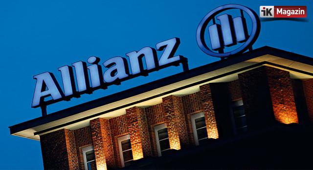 Allianz Türkiye'ye Ödül