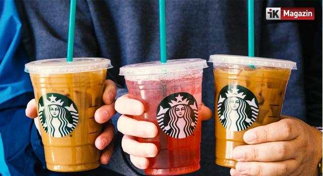Starbucks'tan Çevreye Duyarlı Hareket