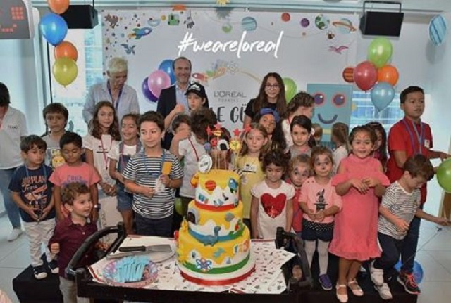 L'Oréal Türkiye Çalışanları Aile Günündeydi