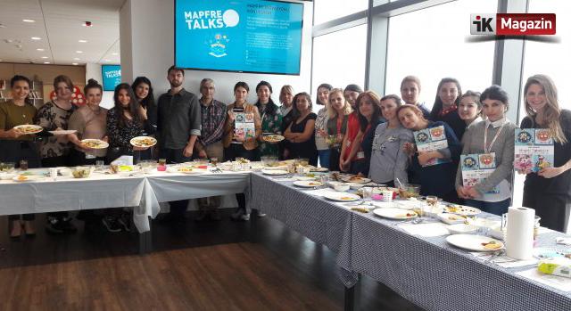 MAPFRE Sigorta Çalışanları Dünya Sağlık Haftasını Kutladı