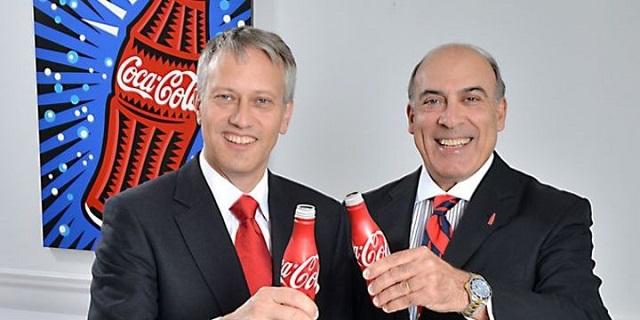Coca-Cola'da Muhtar Kent Bayrağı Devrediyor