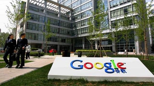 Google'ın Ofisinde Yangın Paniği