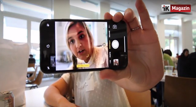 Apple'da Video Çekti Babası İşten Atıldı