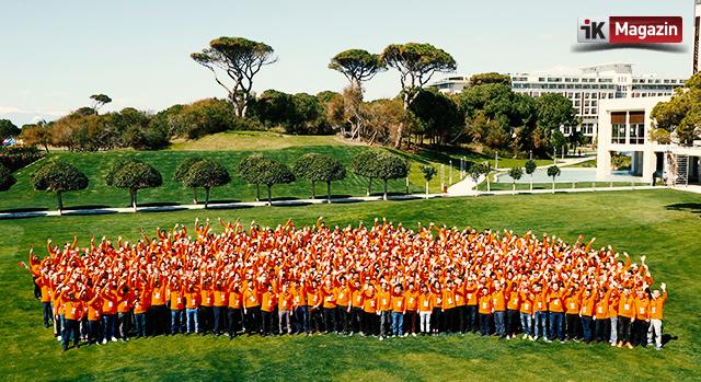 FLO Çalışanları Antalya'daydı